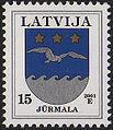 20010912 15sant Latvia Postage Stamp.jpg