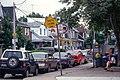 20020615 17 Traffic Calming Zone, Toronto, ON (8413203182).jpg