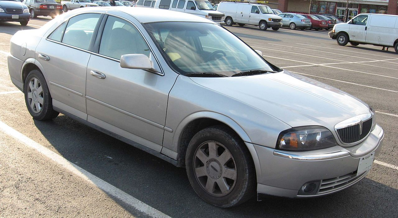 Lincoln Ls    Motor Time Chan Craft