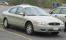 The Last Mid Size Taurus Sedan Was An Sel Model Like This One