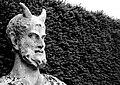 2005-06-01 - United Kingdom - England - London - Kew Gardens - Devil Statue 4887855756.jpg