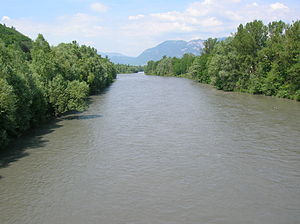 200506 - The Isere River In Poncharra.JPG