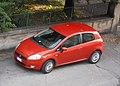 2005 Fiat Grande Punto - red.jpg