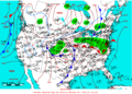 2006-04-07 Surface Weather Map NOAA.png