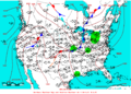2006-06-19 Surface Weather Map NOAA.png
