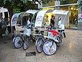 2007 09 21 Bicicletes publicitàries a València 02.jpg