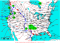 2008-01-31 Surface Weather Map NOAA.png