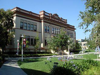 Chapman University - Wilkinson Hall