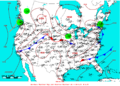 2009-07-08 Surface Weather Map NOAA.png