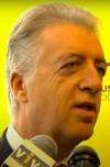 Piero Ferrari s'adressant à la presse en 2012