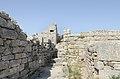 2012 - phallus at a house wall - middle Agora - Ancient Thera - Santorini - Greece - 05.jpg