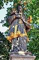 2012 Bogumin, Stary Bogumin, Pomnik św. Jana Nepomucena.jpg