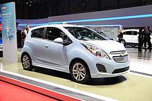 Chevrolet Spark Ev Wikipedia La Enciclopedia Libre