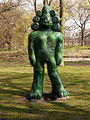 20130421 Amsterdam 02 sculpture at Rembrandtpark.JPG