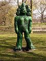 20130421 Amsterdam 02 sculpture at Rembrandtpark.JPG