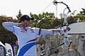 2013 FITA Archery World Cup - Women's individual compound - Semifinals - 03.jpg