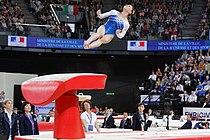 2015 European Artistic Gymnastics Championships - Vault - Claudia Fragapane 05.jpg