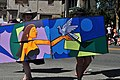 2015 Fremont Solstice parade - art panel contingent - 04 (19147730508).jpg