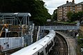 2015 London-Woolwich, Woolwich Dockyard railway station 11.JPG