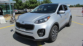 Image illustrative de l'article Kia Sportage