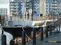2016 Medway Queen, Gillingham Pier3510.JPG