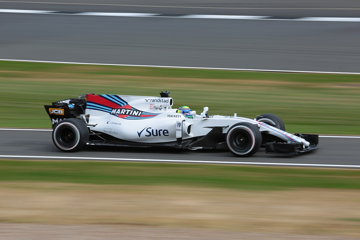 Px British Grand Prix on Turbocharged Engine