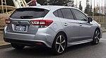 2017 Subaru Impreza (GT7) 2.0i-S hatchback (2018-08-06) 02.jpg