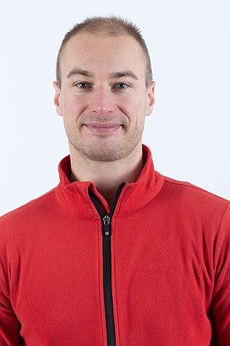 Vladislav Antonov - Antonov in 2018