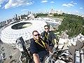 2018 05 26 Olympiastadion Kiew TVN Mobile Production.jpg