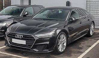 Audi A7 - Audi A7 S Line