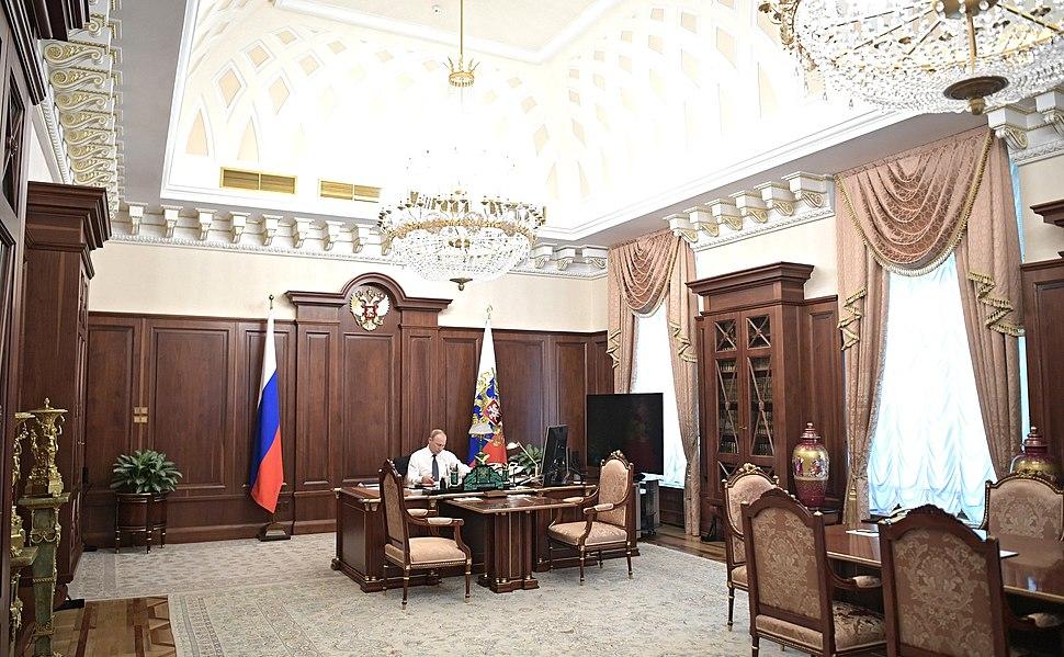 2018 inauguration of Vladimir Putin 05