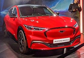 Ford Mustang Mach-E - Wikipedia