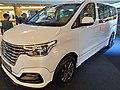 2021 Hyundai H-1 XG white front view in Brunei.jpg