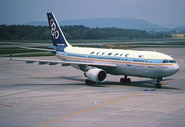 23bs - Olympic Airways Airbus A300-605R; SX-BEL@ZRH;09.05.1998 (5125940624).jpg