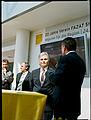 24.04.2009 Werner Faymann in Steyr (3479773928).jpg