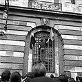 24.05.1968. Manif étudiants L. Bazerque au balcon. (1968) - 53Fi3252.jpg