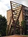 243 Elements ornamentals del parc central de Nou Barris.jpg