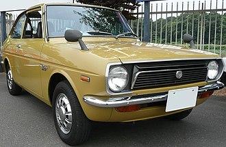Toyota Publica - KP50 Publica sedan