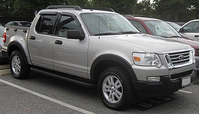 Ford explorer sport trak club