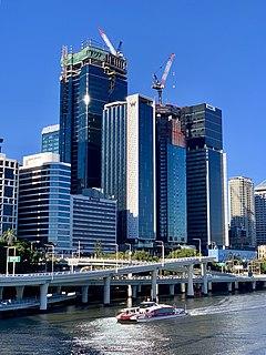 Brisbane Quarter skyscraper in Brisbane