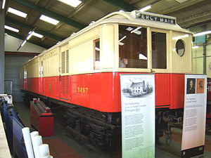 3267 in the Stephenson Railway Museum (1).JPG