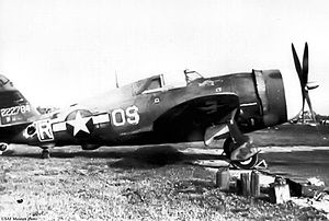 RAF Steeple Morden - Republic P-47D-4-RA Thunderbolt Serial 42-22784 of the 357th Fighter Squadron.