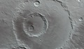 3D anaglyph view of Hadley crater ESA273602.tiff