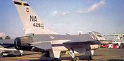 429th Tactical Fighter Squadron - General Dynamics F-16A Block 10A Fighting Falcon 79-0380