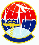 514 Aeromedical Evacuation Sq emblem (1996).png