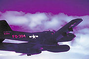 68th FAWS North American F-82G Twin Mustang 46-394