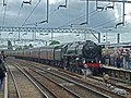 70013 at Colchester station for Water - geograph.org.uk - 1318969.jpg
