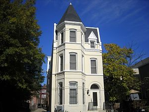 Thomas Franklin Schneider - Image: 905 Westminster Street, N.W