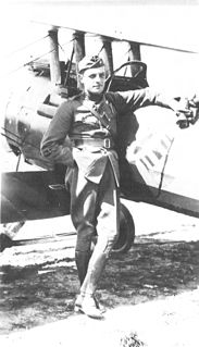 James C. Mars American aviation pioneer