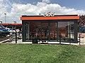 Aéroport d'Olbia - compagnie de location de voitures SIXT.JPG